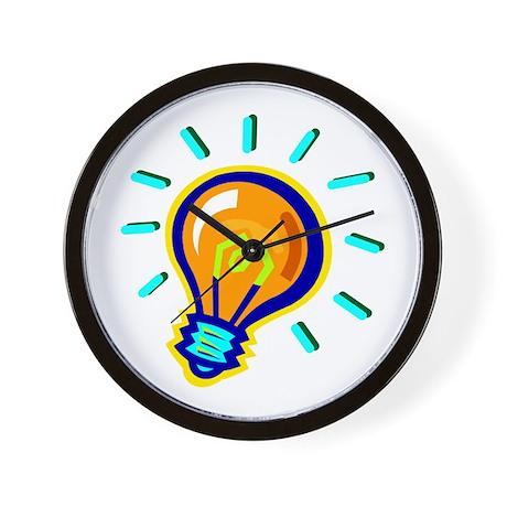 Inventors Wall Clock