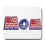 Red/White/Blue Mom Mousepad