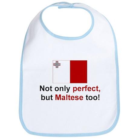 Perfect Maltese Bib