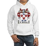 O'Mullally Family Crest Hooded Sweatshirt
