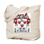 O'Mullally Family Crest Tote Bag