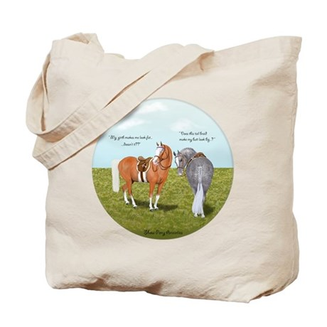 Show Pony Anxieties Tote Bag