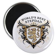 World's Best StepDad Magnet