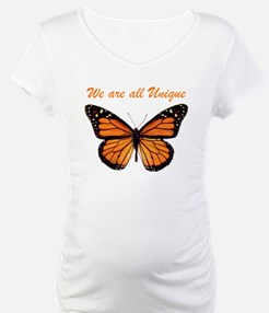 We Are All Unique: Butterfly Shirt