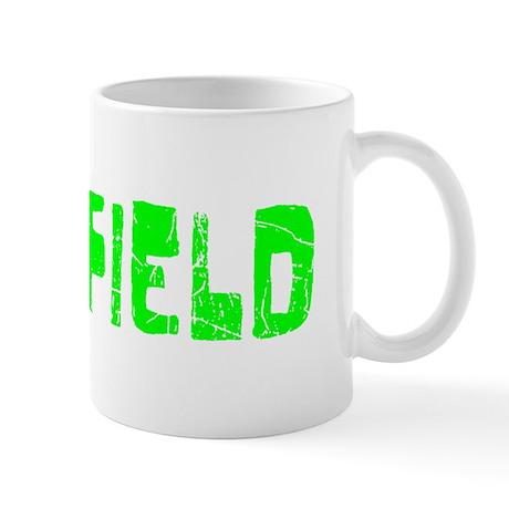 Deerfield Faded (Green) Mug