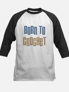 Born to Crochet Crafts Tee