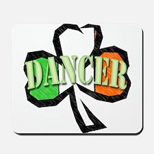 Shamrock Dancer Mousepad