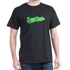 Retro Santino (Green) T-Shirt