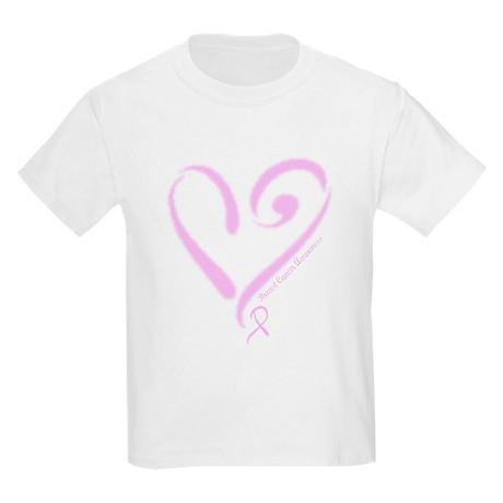 Breast Cancer Kids Light T-Shirt