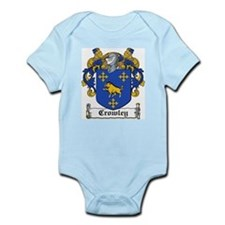 Crowley Family Crest Infant Creeper