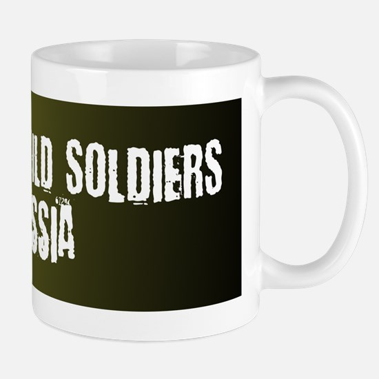 No Child Soldiers in Russia Mug