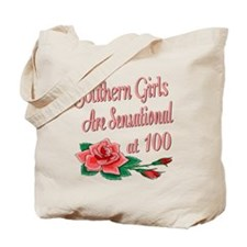 Sensational 100th Tote Bag