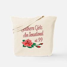 Sensational 99th Tote Bag