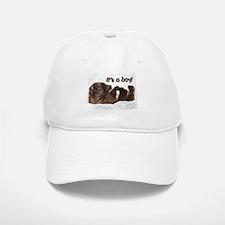Its A Boy Baseball Baseball Cap