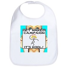 Ms Anime Get Naked Campaign Bib