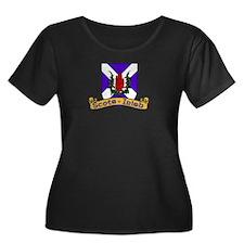 Women's Plus Size Scots-Irish Dark T-Shirt