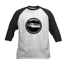 Black & White Monorail Tee
