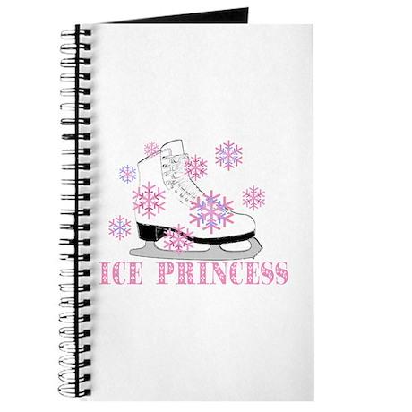 Ice Princess Pink Skate Journal