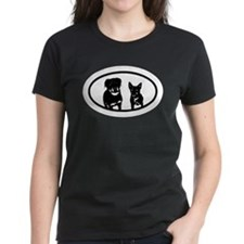Brie and Mimi Tee