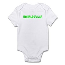 Douglasville Faded (Green) Infant Bodysuit