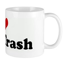 I Love Euro Trash Mug