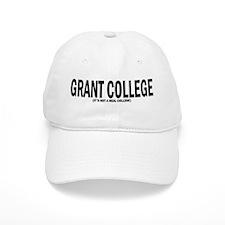Grant College Baseball Cap