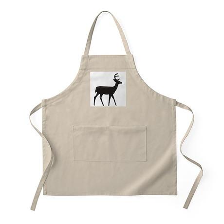 Deer Silhouette BBQ Apron