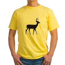 Deer Silhouette T
