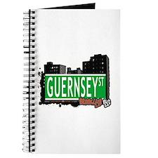 GUERNSEY ST, BROOKLYN, NYC Journal