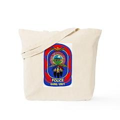 Tribal Gang Unit Tote Bag