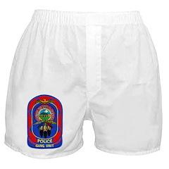 Tribal Gang Unit Boxer Shorts