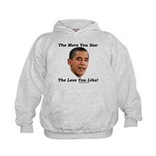 """""""The More You See"""" Hoodie"""