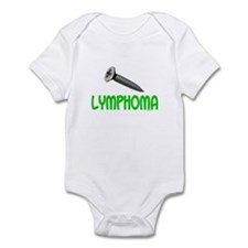 SCREW Lymphoma 2.1 (Lime) Infant Bodysuit