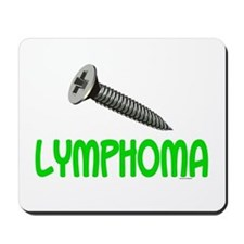 SCREW Lymphoma 2.1 (Lime) Mousepad