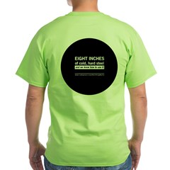 The Knitting Mafia: Eight Inches.. T-Shirt