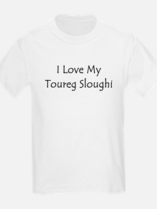 I Love My Toureg Sloughi T-Shirt