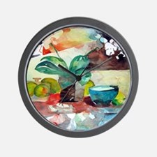 Grace My Table Wall Clock