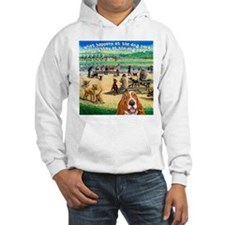 A Day at the Dog Park Hoodie