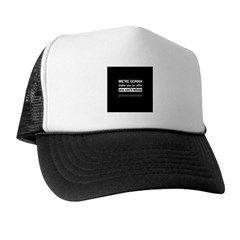 The Knitting Mafia: Offer Trucker Hat