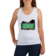 GREENWOOD AV, BROOKLYN, NYC Women's Tank Top