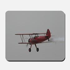 Stearman Airplane Mousepad