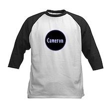 Cameron - Blue Circle Tee