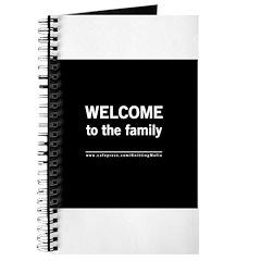 The Knitting Mafia: Family Journal