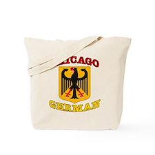 Chicago German Tote Bag