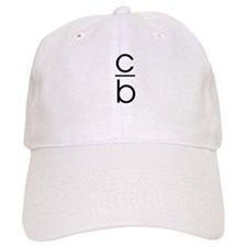 """C Over B"" Baseball Cap"