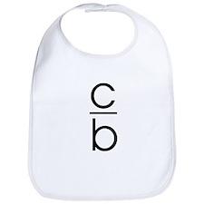 """""""C Over B"""" Bib"""