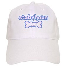 Powderpuff Stabyhoun Baseball Cap