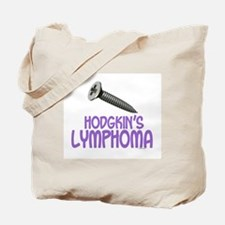 SCREW Hodgkin's Lymphoma 2.1 Tote Bag