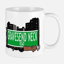 GRAVESEND NECK ROAD, BROOKLYN, NYC Mug