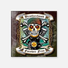 BROTHERHOOD FOREVER FREE Sticker